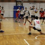 Moška D-liga: Val Bensa - Volley Club 3:0